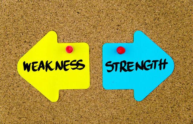 Strength And Weakness, Peyush Bhatia