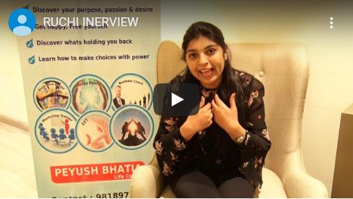 Ruchi Interview 1, Peyush Bhatia